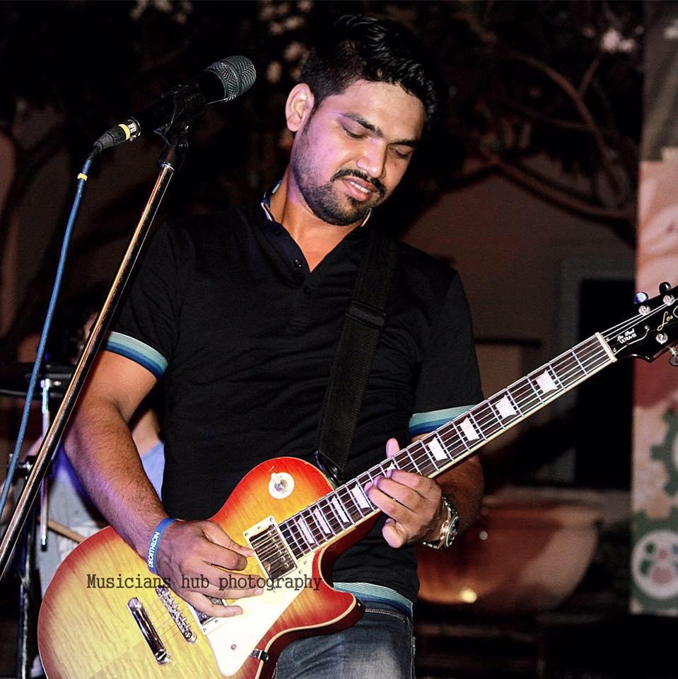 guitar teacher in gurgaon