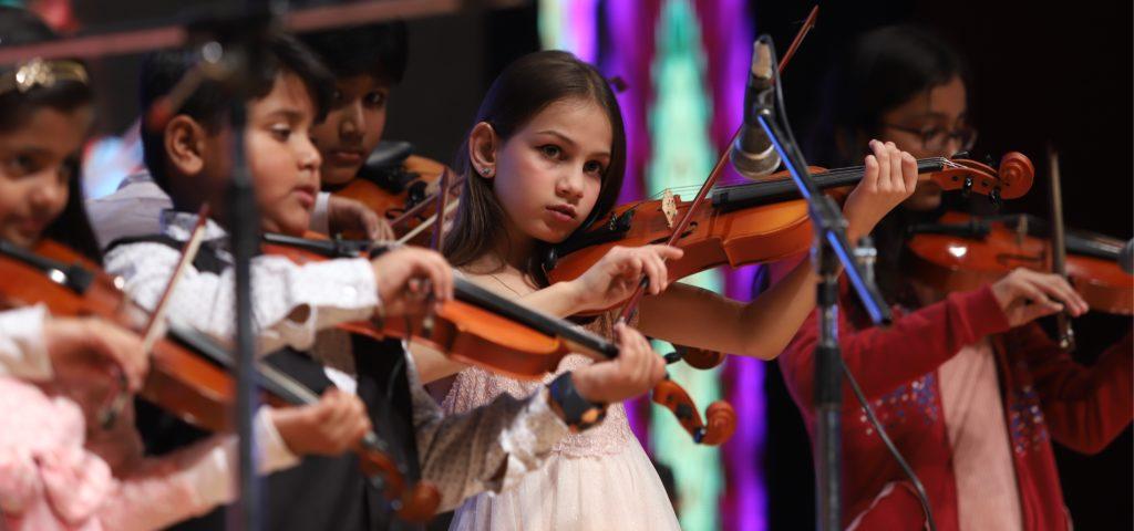 violin classes in gurgaon
