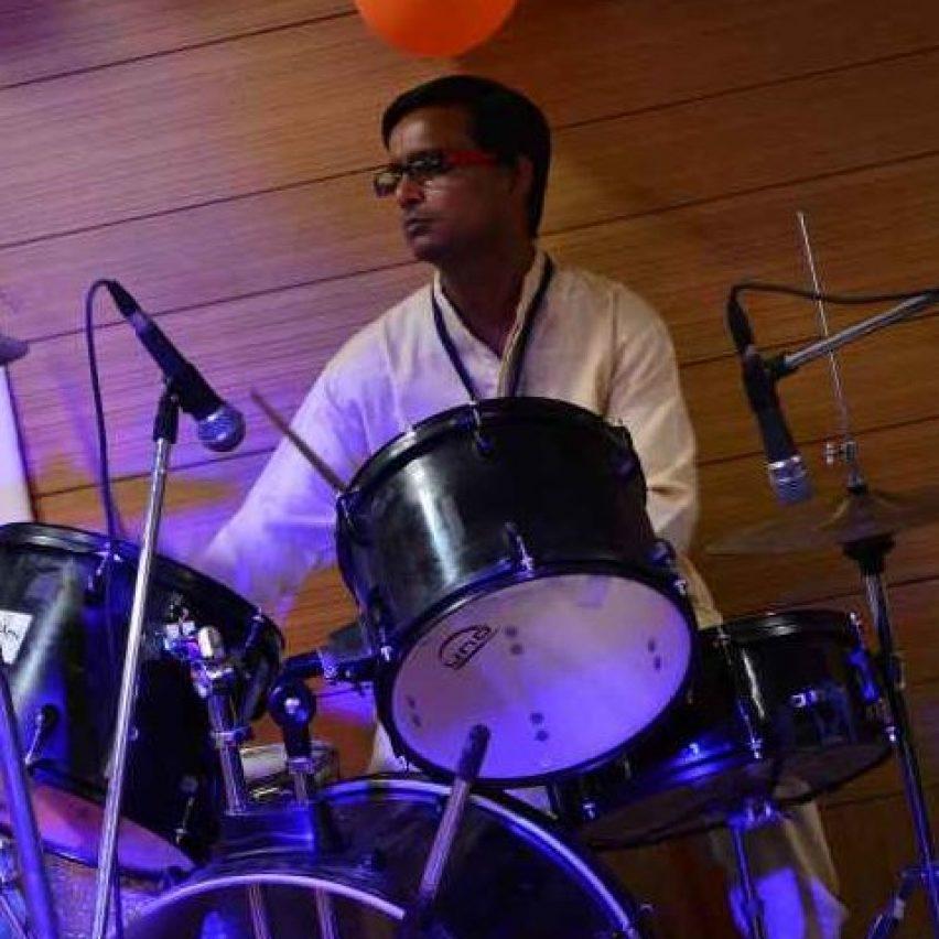 Jitendra kumar drum instructor